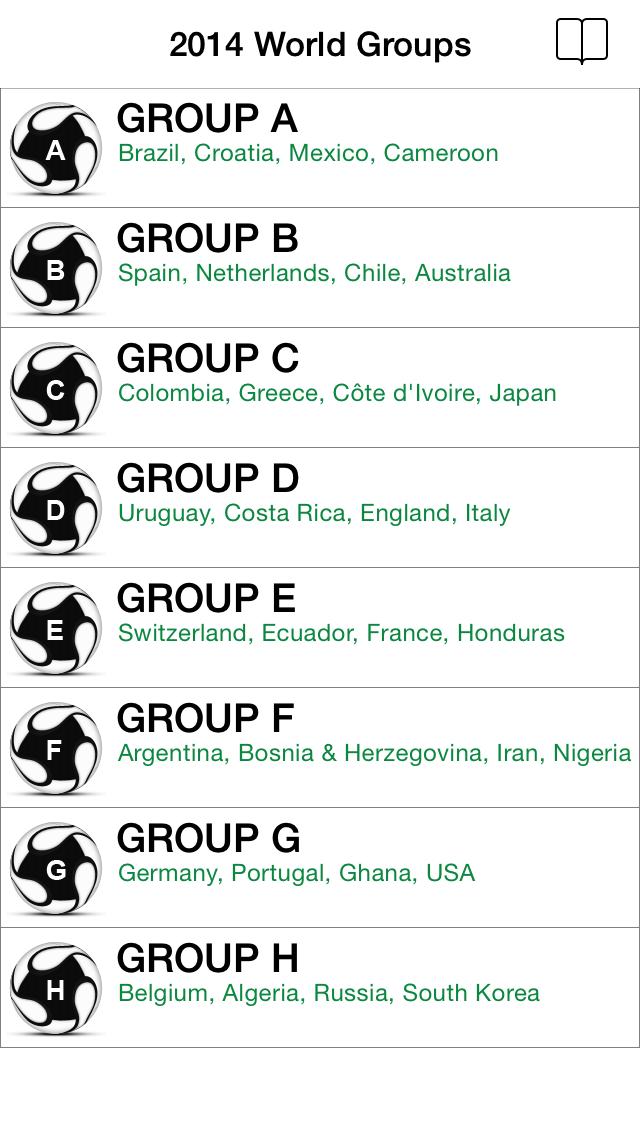 Rio 2014 Clipboard & Anthems screenshot one