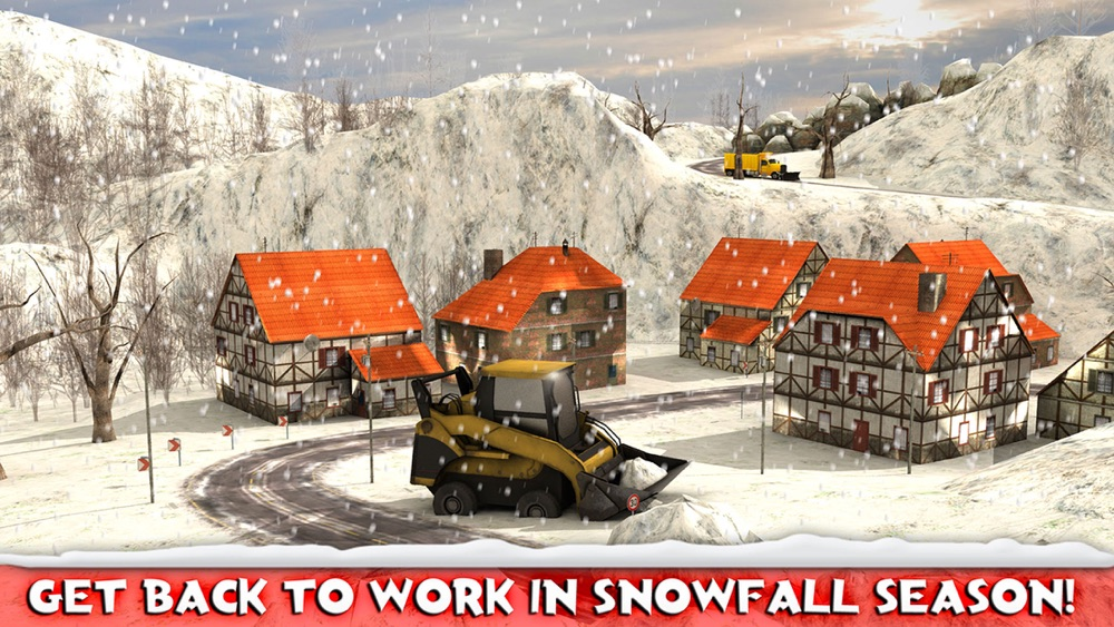 Snow Plow Rescue Truck Driving 3D Simulator Cheat Codes