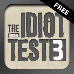 The Idiot Test 3 Free