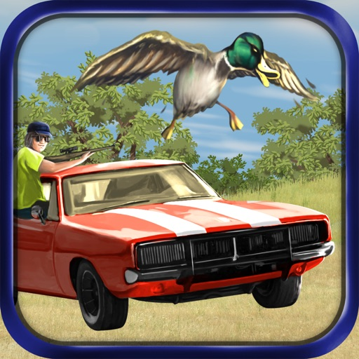 Abbeville Redneck Duck Chase HD - Turbo Car Racing Game