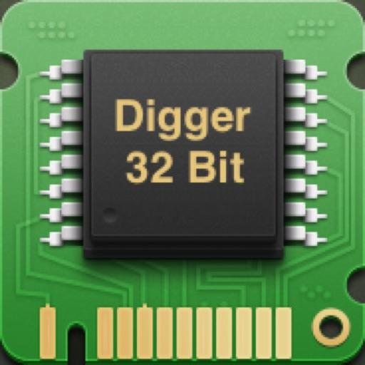 Digger-32 Bit