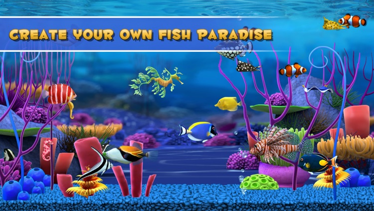 Fish Paradise screenshot-0