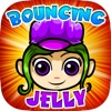 Bouncing Jelly : Heroes of the Candy And Cookies Farm