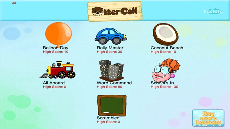 English Learning Game Pack - Ottercall screenshot-4