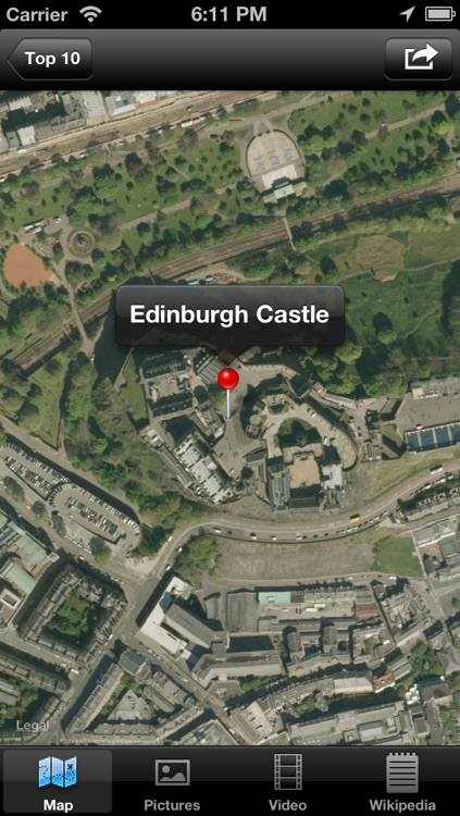 Scotland : Top 10 Tourist Attractions - Travel Guide of Best Things to See screenshot-4