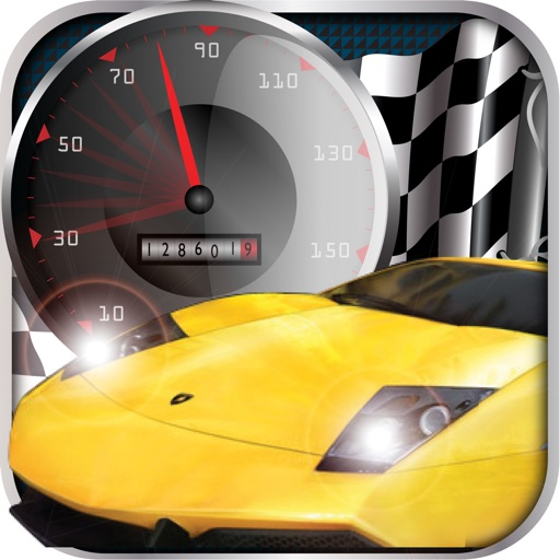 A Racing Car : Real Police Chase 3D War  -  Angry Driving Smash Revenge Fast Car Drift