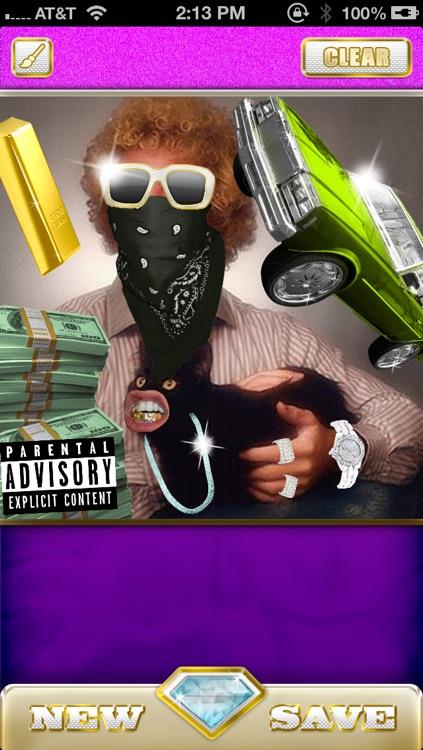 TRAPSTARR ▲ - Trap Music Album Creator screenshot-4