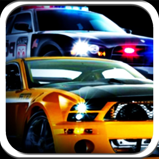 Amazing Clash of Cops Race - A Smash Police to Run in Highway icon