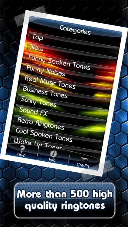 Deluxe Ringtones screenshot-1