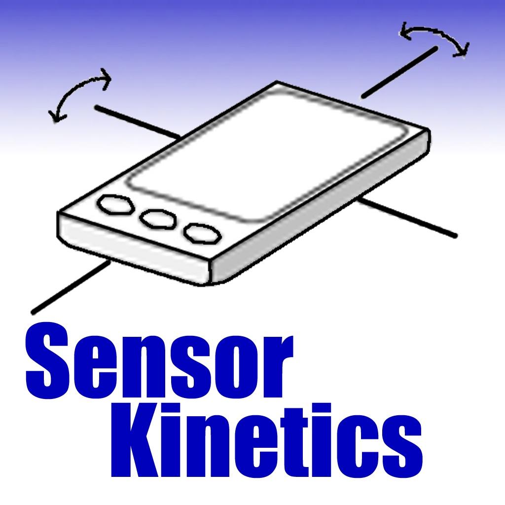 how to use sensor kinetics
