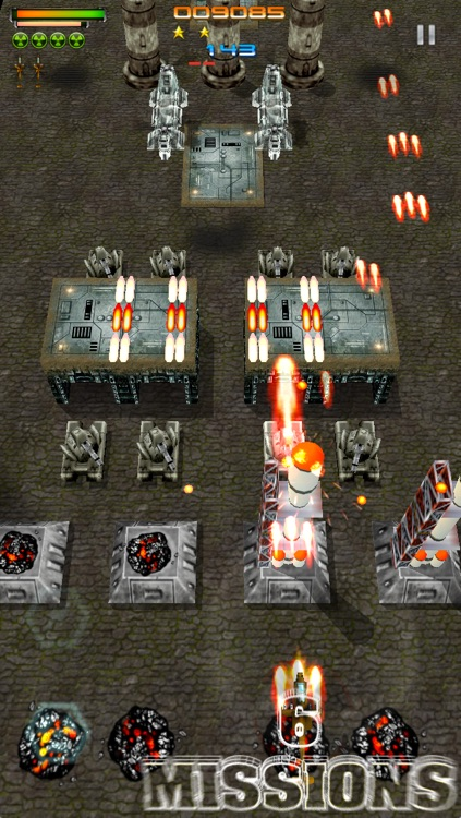 iStriker 2: Air Assault screenshot-2