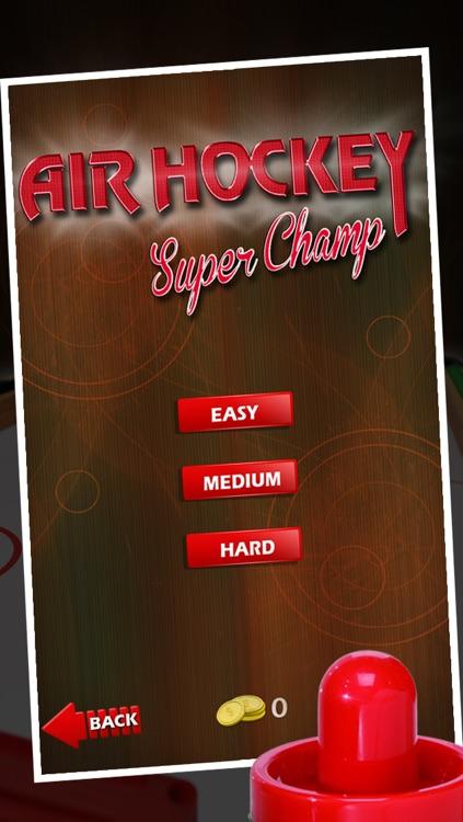 Air Hockey Super Champ