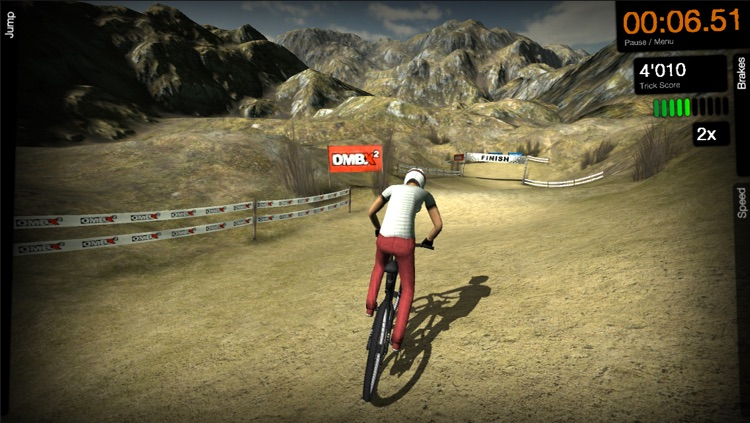 DMBX 2 - Mountain Bike and BMX screenshot-4