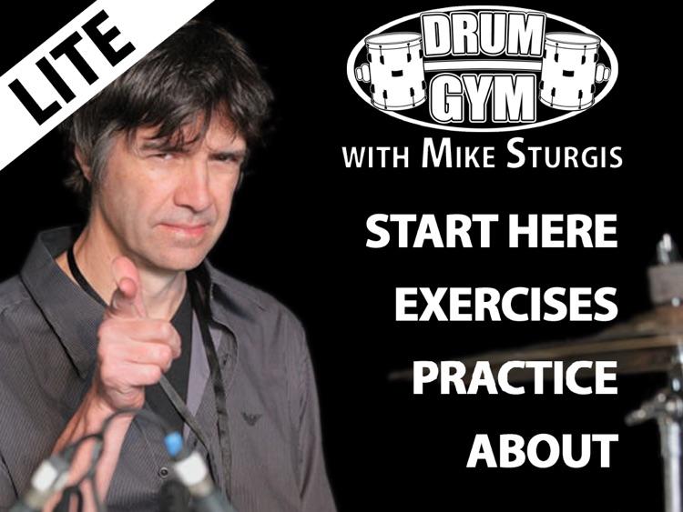 Mike Sturgis Drum Gym Lite