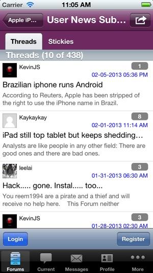 iphone forum