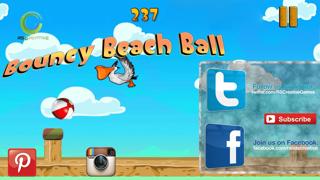 Bouncy Beach Ball – Inflated Ball Outdoor Avoidance screenshot four