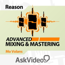AV for Reason 7 - Advanced Mixing and Mastering