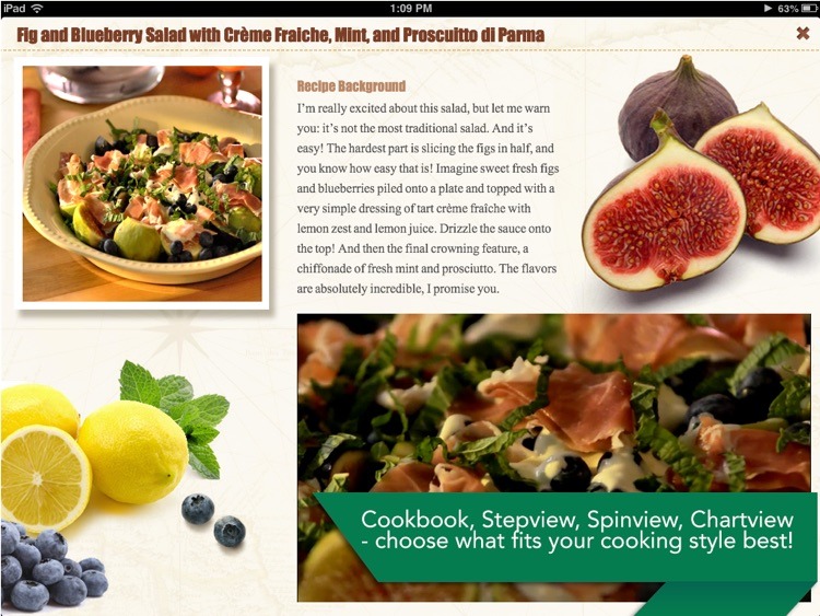 Joanne Weir's Cooking Confidence: Appetizers screenshot-3