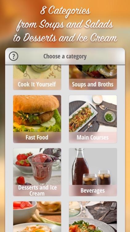 Cooking Fever Cookbook screenshot-0