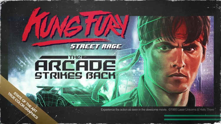 Kung Fury: Street Rage screenshot-0
