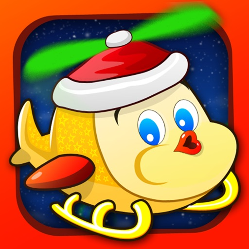 Chopper Crazy- Little Flier HD icon