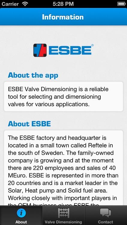 ESBE screenshot-0