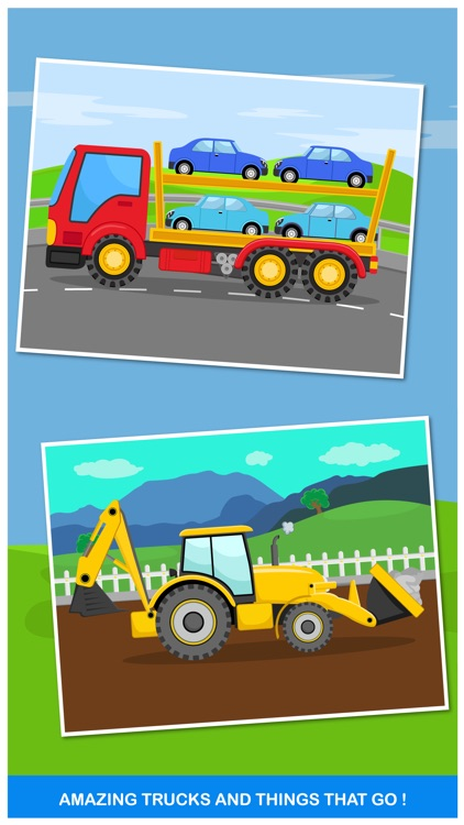 Peekaboo Trucks Cars and Things That Go for Kids
