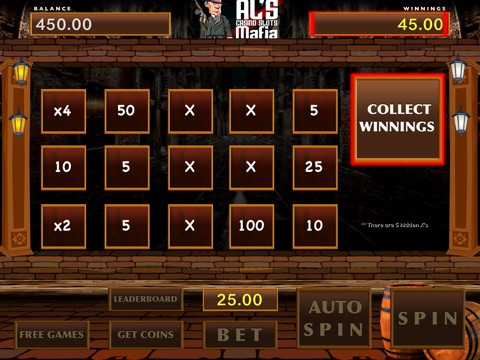 Al's Casino Slots Mafia - Free Game-ipad-2