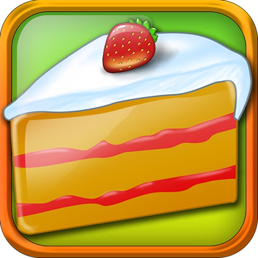 Dessert Crush HD : Match Candy Desserts to Win icon