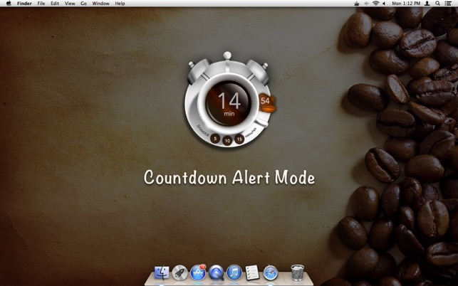 ‎CoffeeTime on the Mac App Store