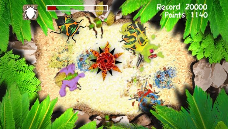 The Ancient Maya Bug Destroyer screenshot-3