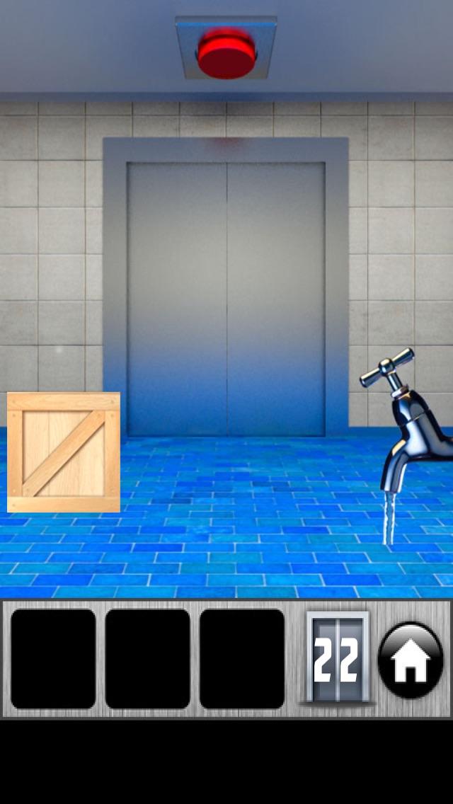 100 Doors : RUNAWAY Screenshot