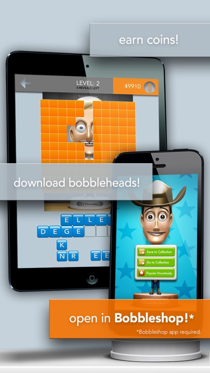 Who's the Bobble? by Bobbleshop - Bobble Head Avatar Maker