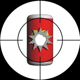 Shot a target