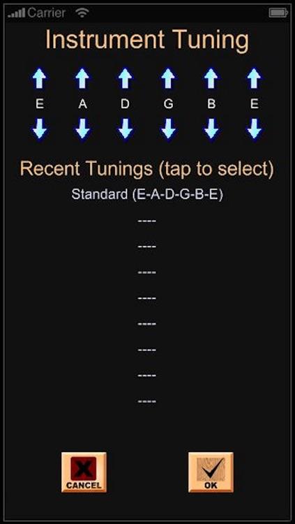 Guitar Chord Cracker Pro screenshot-4