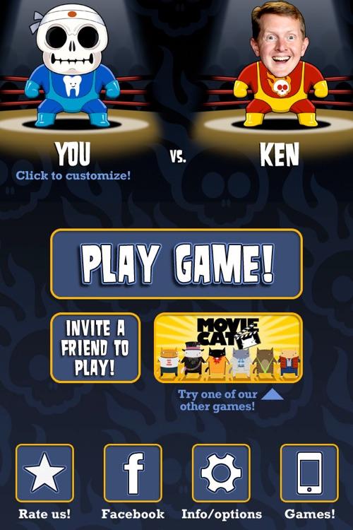 Trivia Death Match with Ken Jennings