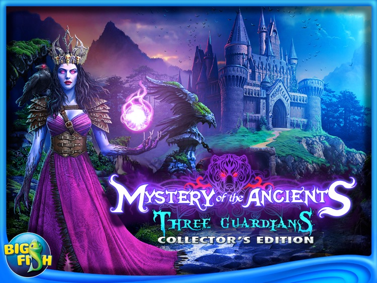 Mystery of the Ancients: Three Guardians HD - A Hidden Object Game App with Adventure, Puzzles & Hidden Objects for iPad screenshot-4