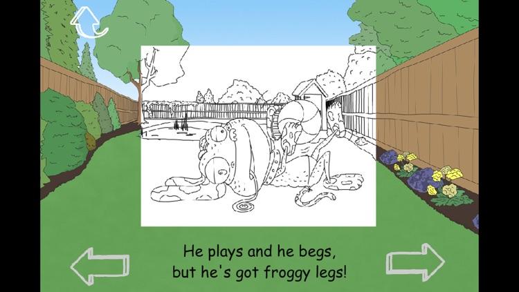 Mr Frog the Neighbours Dog screenshot-3