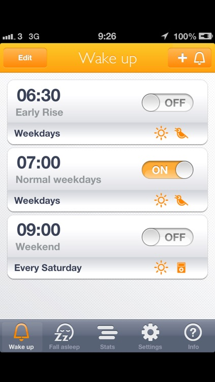 Wake-up Light - Philips screenshot-3