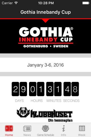 Gothia Innebandy Cup - náhled