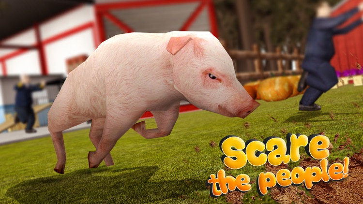 Pig Simulator 2015 screenshot-3