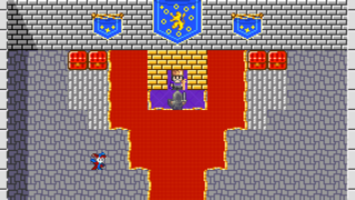 Screenshot from RPG Quest - Minimæ