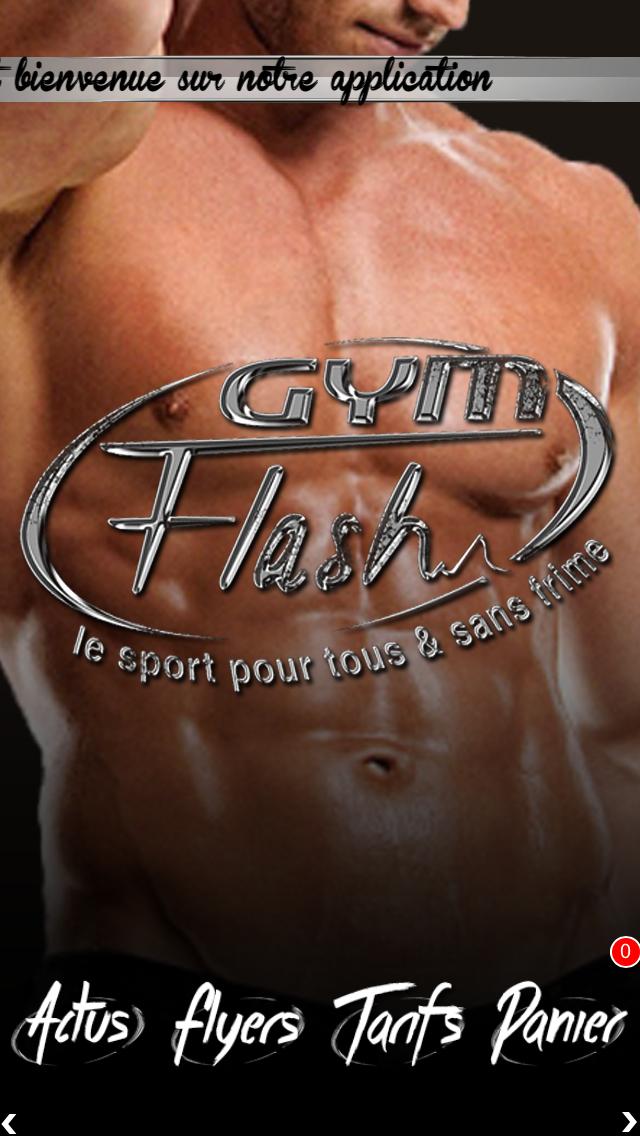 GymFlash screenshot one