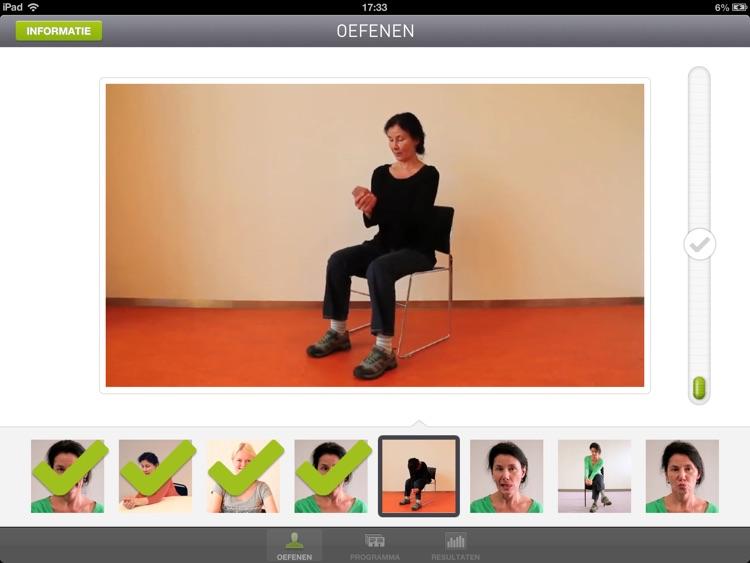 Oefen App Beroerte screenshot-3