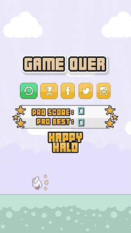 Happy Halo - The Adventures of Flappy