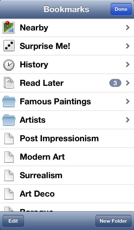 Articles for iPhone screenshot-3