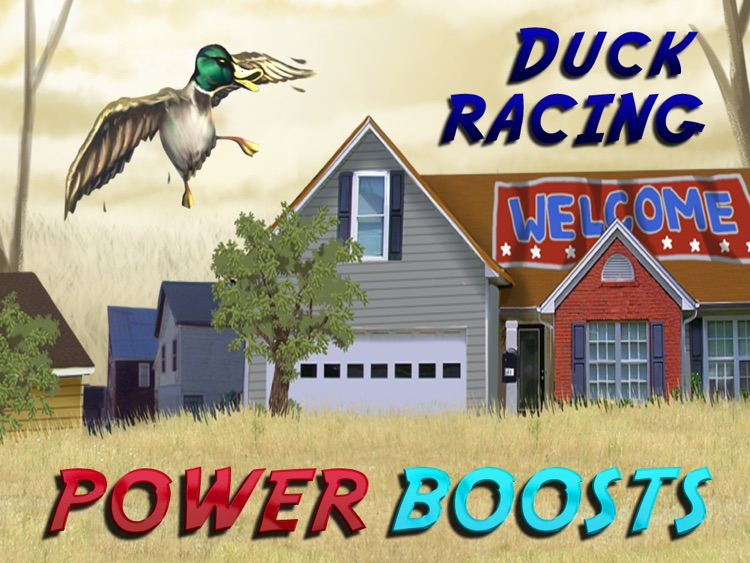 Abbeville Redneck Duck Chase HD - Free Turbo Car Racing Game screenshot-3