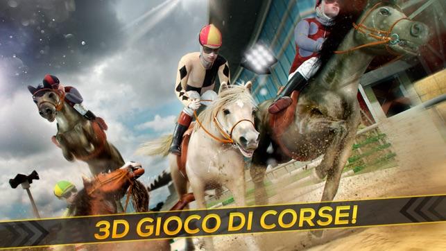 Cavallo corsa 3d giochi di simulazione animali horses for Giochi di cavalli da corsa