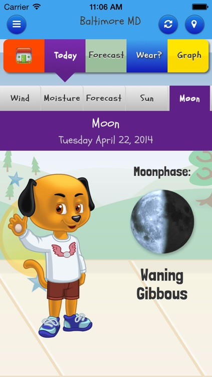 Kid Weather screenshot-3