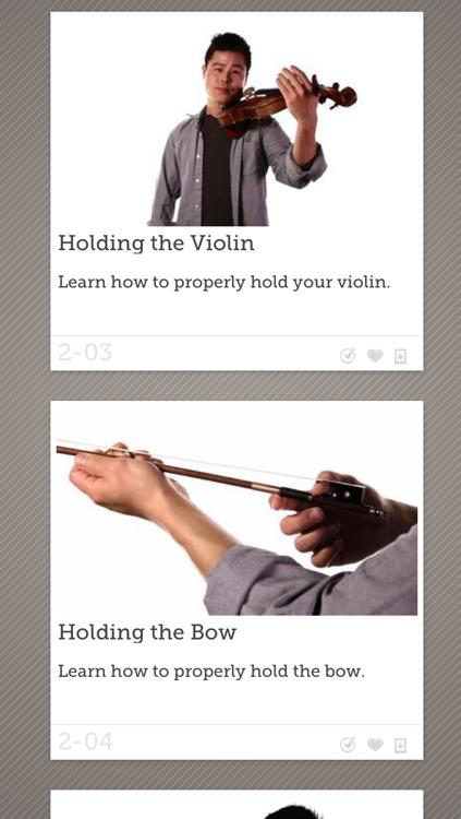 Learn Violin screenshot-3